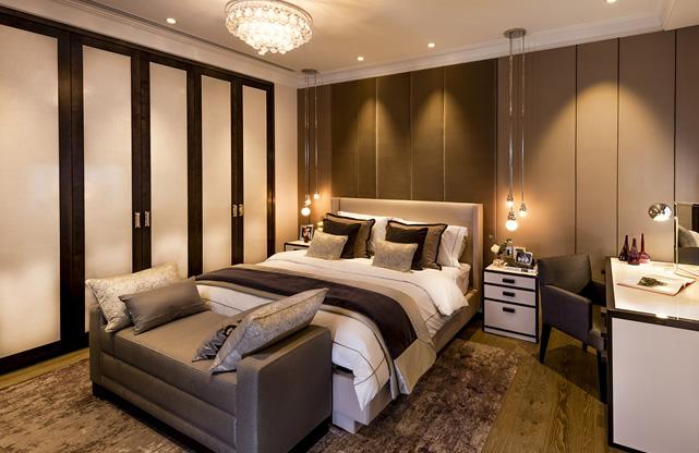 Bespoke Furniture For The Dressing Room