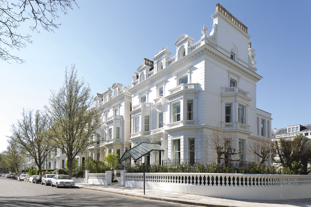 A total transformation for a six-storey Notting Hill townhouse